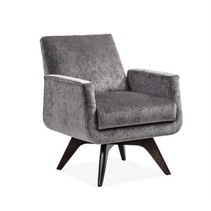 Landon Chair in Gray | Interlude Home