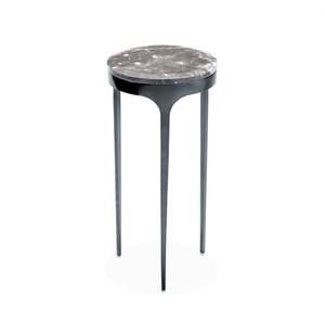 Camilla Drink Table in Italian Gray