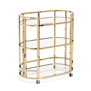 Hayden Bar Cart | Interlude Home