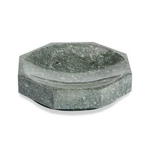 Octavia Marble Tray in Gray