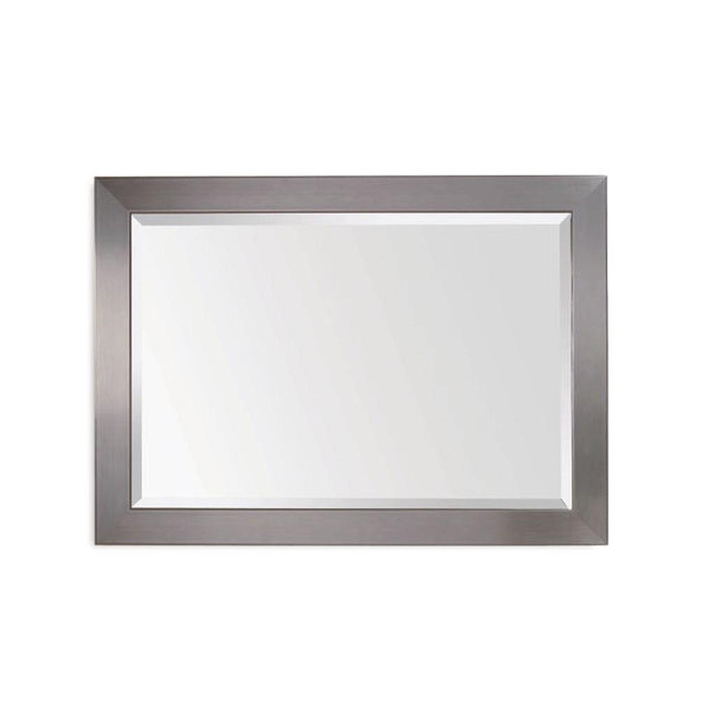 Stainless Wall Mirror | Bassett Mirror