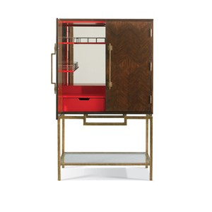 Bar Cabinet | CTH-Sherrill Occasional