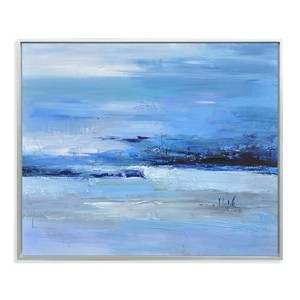 Calmness of Blue | Bassett Mirror