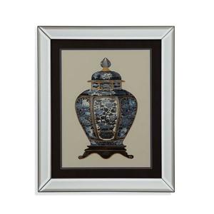 Blue Porcelain Vase I