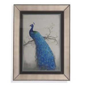 Peacock Blue II | Bassett Mirror