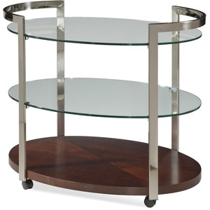 Gordon Tea Cart | Bassett Mirror