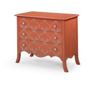 L'Orangerie Hall Chest | Bassett Mirror