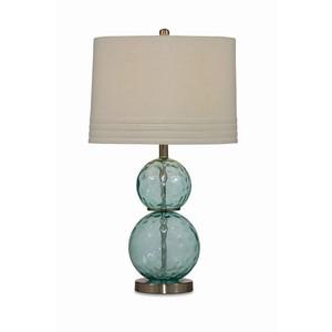 Barika Table Lamp   Bassett Mirror