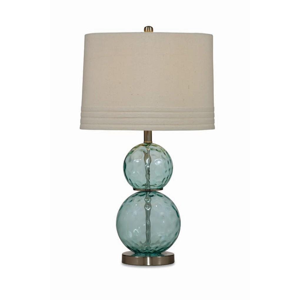 Barika Table Lamp | Bassett Mirror
