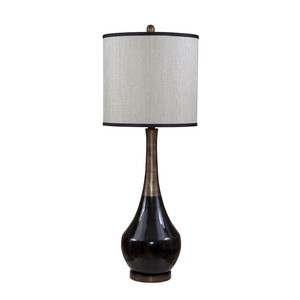 Babson Table Lamp | Bassett Mirror