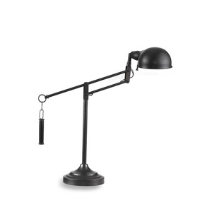 London Task Table Lamp | Bassett Mirror