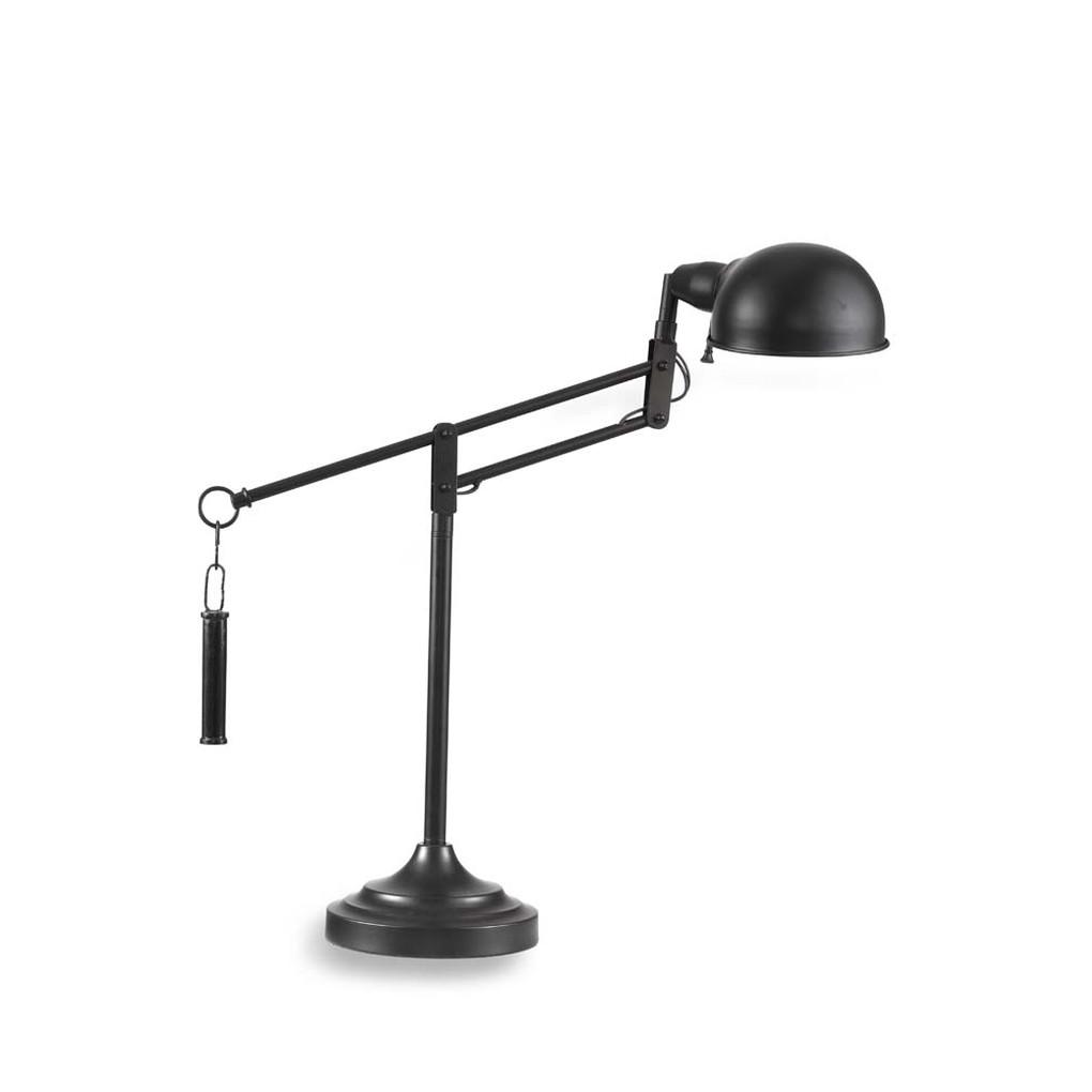 London Task Table Lamp | Bassett Mirror