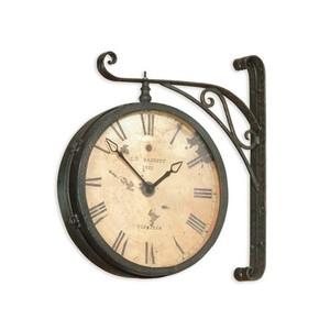 Victorian RR Clock | Bassett Mirror