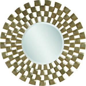 Chequers Wall Mirror | Bassett Mirror