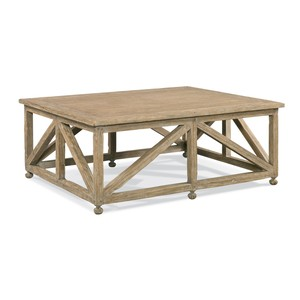 Rectangular Cocktail Table | CTH-Sherrill Occasional