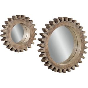 Sprockets 2 Wall Mirrors
