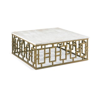Square Bracelet Cocktail Table | CTH-Sherrill Occasional