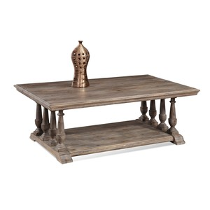 Pemberton Rectangular Cocktail Table | Bassett Mirror