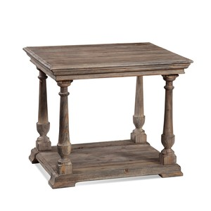 Pemberton Rectangular End Table | Bassett Mirror