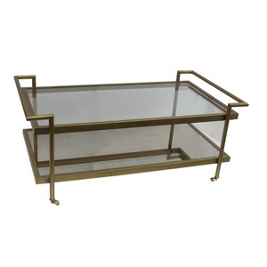 Fouquet Rectangular Cocktail Table | Bassett Mirror