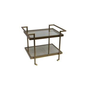 Fouquet Rectangular End Table | Bassett Mirror
