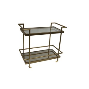 Fouquet Tea Cart | Bassett Mirror