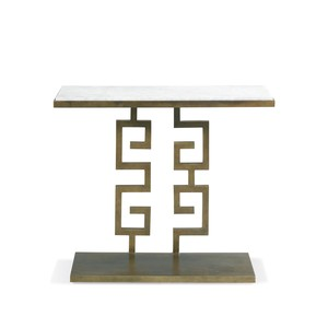 Greek Key Console | CTH-Sherrill Occasional