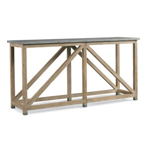 Industrial Console Table | CTH-Sherrill Occasional