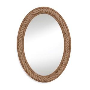 Rope Wall Mirror | Bassett Mirror