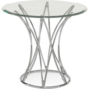 Mercer Round End Table | Bassett Mirror