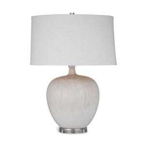 Arcadia Table Lamp | Bassett Mirror