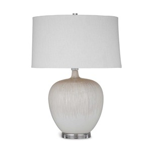 Arcadia Table Lamp | Bassett Mirror