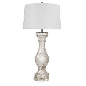 Autry Table Lamp | Bassett Mirror