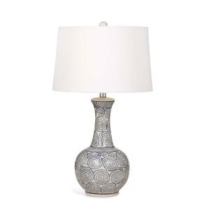 Trenton Table Lamp | Bassett Mirror