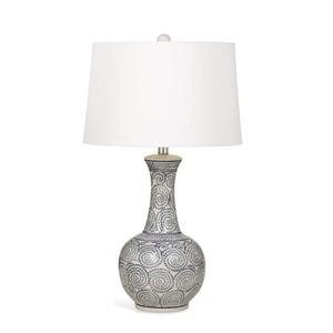 Trenton Table Lamp   Bassett Mirror