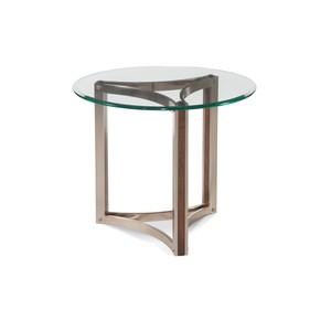 Cornell Round End Table | Bassett Mirror