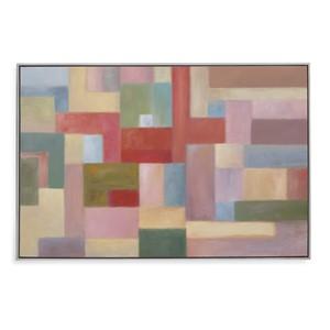 Pastel Blocks | Bassett Mirror