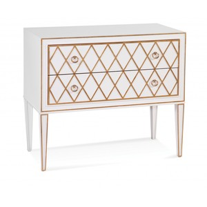 Kristie Two Drawer Hall Chest