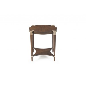 Cole Round End Table
