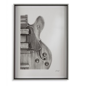 Stringed Instrument Study II