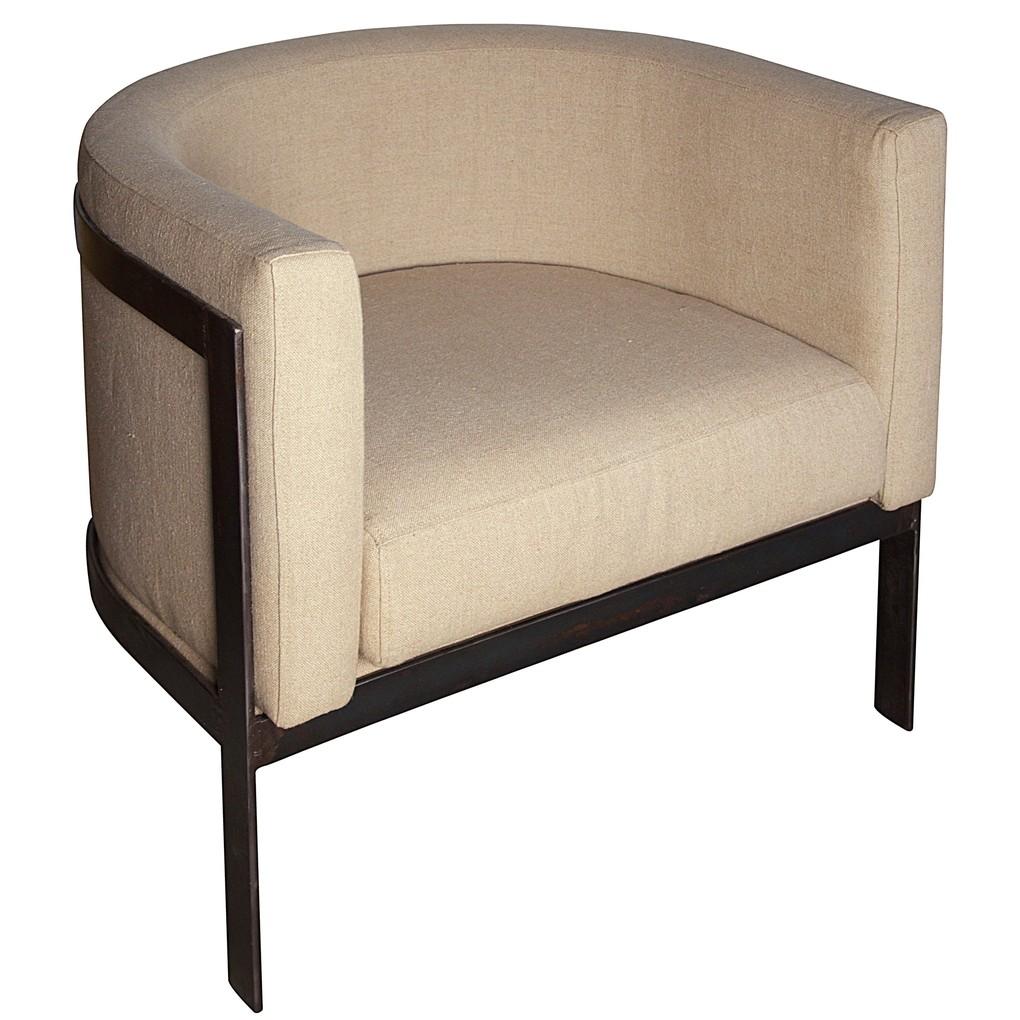 Lisbon Club Chair | Noir
