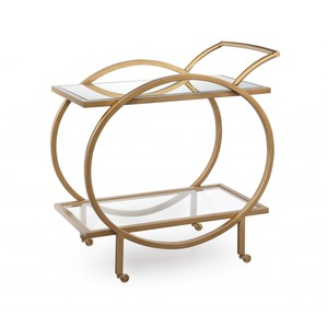 Bar Cart | Bassett Mirror