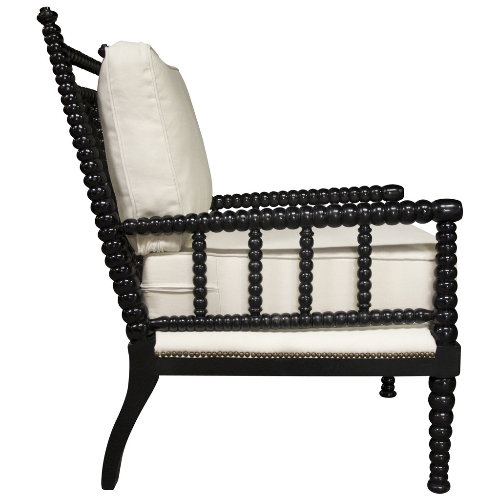 Abacus Relax Chair | Noir
