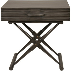 Zanta Side Table | Noir