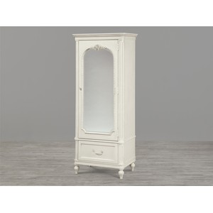 Gabriella Mirror Front Storage Armoire | Universal Smart Stuff