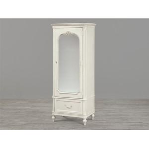 Gabriella Mirror Front Storage Armoire