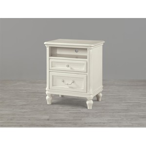 Gabriella Two Drawer Nightstand