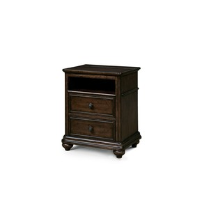 Paula Deen Guys Two Drawer Nightstand