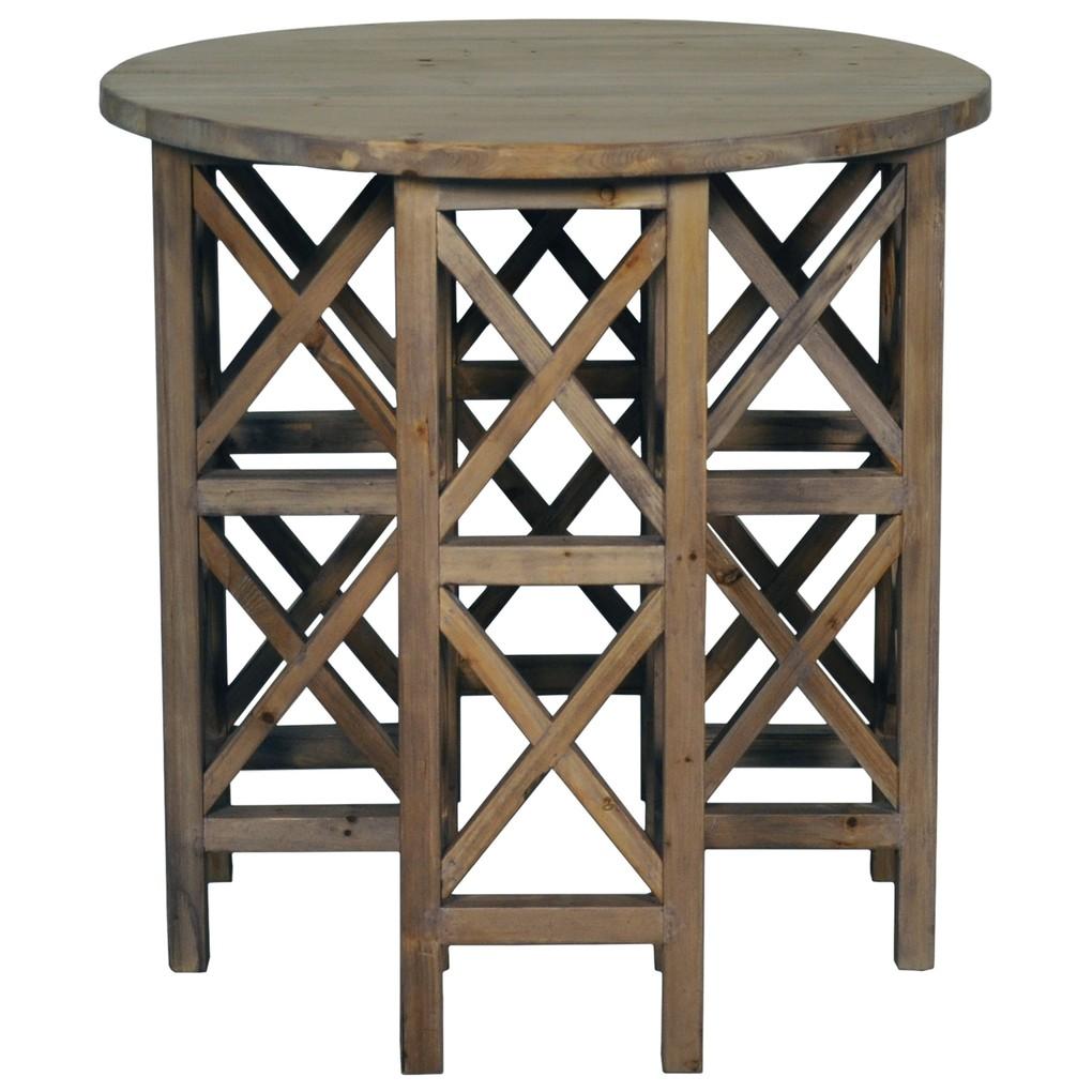 Zimmerman Side Table | Noir