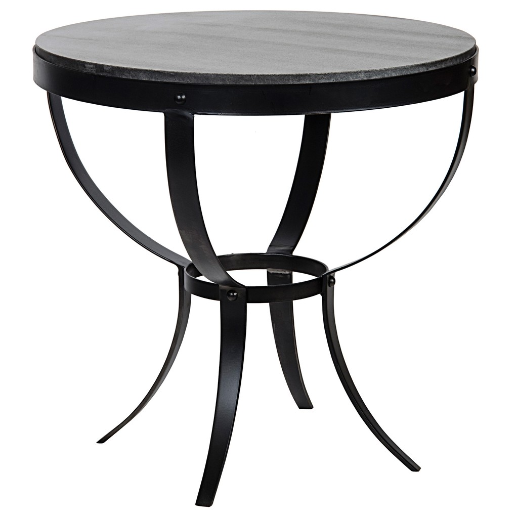 Byron Side Table | Noir